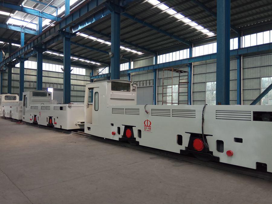 45吨电瓶机车 上海欧冠直播在线万博app局 杭州项目