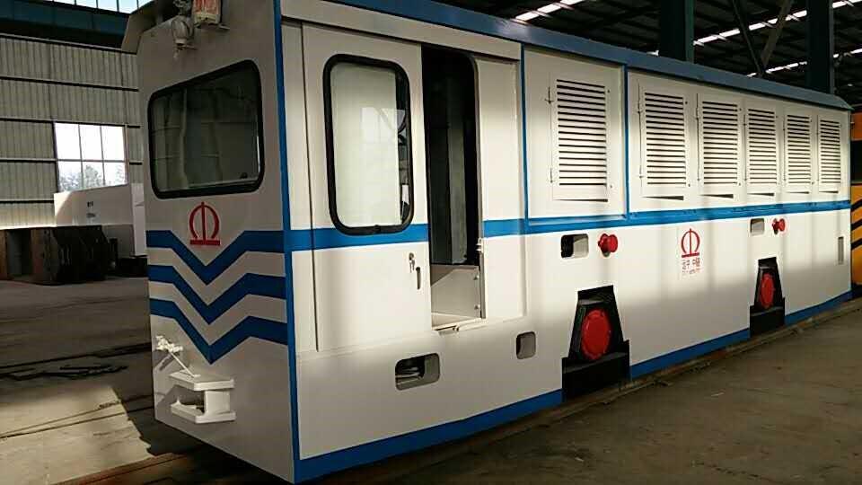 50T内燃机车 、中铁二十局合肥1号线